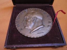 ANTOINE CHARIAL : TRAVAIL CAPITAL TALENT - Médaille En Bronze - 17 Janvier 1948 LYON - - Sonstige
