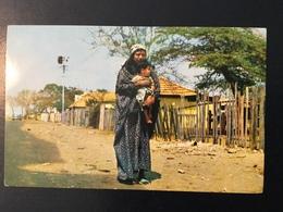 AK  VENEZUELA   MADRE INDIA GOAJIRA   ZIRUMA  MARACAIBO  1972 - Venezuela