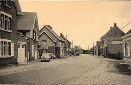 Beerse - Heilaarstraat / Met Oude Wagens (Kever En Andere) - Beerse