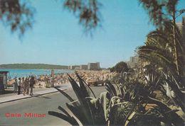 Spanien - Mallorca - Cala Millor - Beach - Street - Cars - Buggy - Ansichtskarten