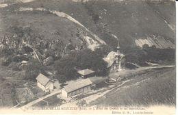 (39) Jura - CPA - Beaume-les-Messieurs - L'Hôtel Des Grottes Et Ses Dépendances - Baume-les-Messieurs