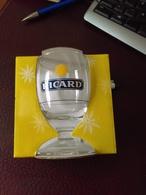 Verre RICARD  SOLEIL Dans Sa Boite - Glasses