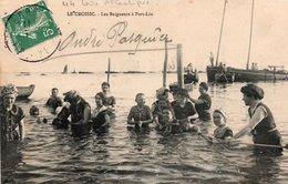 LE CROISIC-les Baigneurs A Port-Lin - Le Croisic