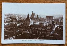 BUENOS AIRES VISTA PARCIAL  TO GENOVA ITALY 5/12/1931 - Argentina