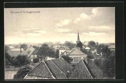 CPA Dinxperlo, Blick über Die Dächer Der Ortschaft - Niederlande