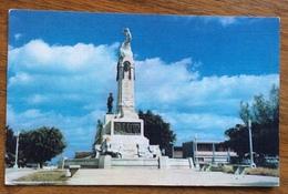 CUBA L'HAVANA  SANTA CLARA LAS VILLAS  MONUMENTO A  GENERAL JOSE' MIGUEL GOMEZ TO LIVORNO ITALY  30/4/64 - Cuba
