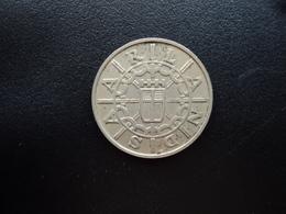 SARRE : 100 FRANKEN   1955   KM 4      SUP - Saar