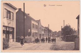 Houwaart - Dorpstraat - Uitg. Nels / A. Lontie-Vermeyen, Houwaart - Tielt-Winge