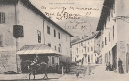 OULX--PIAZZA DEL MERCATO--VOIR SCANNER - Italien