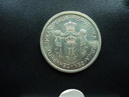SERBIE : 20 DINARA  2012   KM 62     Non Circulé - Serbie