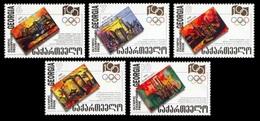 Georgia 1996. Centenary Of Modern Olympic Games. MNH - Géorgie