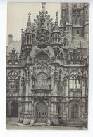 CPA Arras Hôtel De Ville Détail De La Façade Vacquerie - Arras
