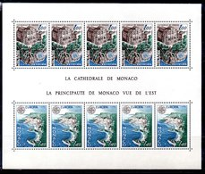 Hoja Bloque De Mónaco Nº Yvert 14 (**) - Blocs