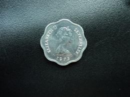 SEYCHELLES : 5 CENTS  1975    KM 18    SPL (non Circulé) - Seychelles
