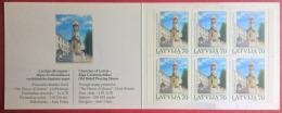 Lettonia 2002 Unif. L564 **/MNH VF - Lettonie