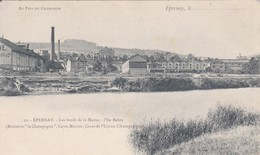 [51] Marne > Epernay Au Pays Du Champagne Bords De La Marne L'ile Belon Cave Mercier Precurseur - Epernay