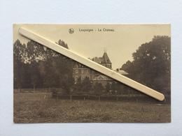 GENAPPE- LOUPOIGNE «LE CHÂTEAU «Panorama (1933)Édit E.-P, Dohet-Baude ,Genappe(NELS). - Genappe