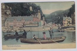 Herrnskretschen Hrensko         About 1900y.      E220 - Boehmen Und Maehren
