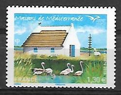 France 2018 - Yv N° 5246 ** - Maisons De Méditerranée - EUROMED - France