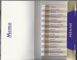Matchbook.- REGINE'S. SOUTH BAYSHORE DRIVE COCONUT GROVE, MIAMI, Fla. Pochette D'Allumettes. Lucifermapje - Luciferdozen