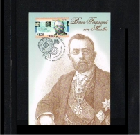 1996 - Australia Max.Card Mi. 1605 - Famous People - Ferdinand Von Mueller [HZ063] - Maximumkaarten