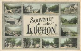 Luchon, Souvenirs, Vues (scan Recto-verso) KEVREN0197 - Luchon