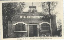 MONTIGNIES-LE-TILLEUL : Eden Park - Chapelle Notre-Dame-au-Bois - Montigny-le-Tilleul