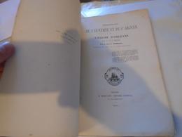 EPISCOPATS DE ST EUVERTE ET DE ST AIGNAN OU L'EGLISE D'ORLEANS AUX IVe ET Ve SIECLES  Par J. EUGENE BIMBENET 1861 - Centre - Val De Loire