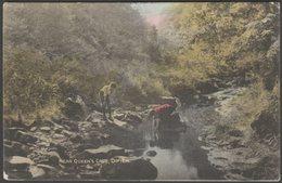 Near Queen's Cave, Dipton, Northumberland, 1910 - Gibson & Son Postcard - England