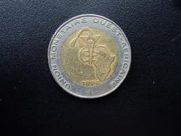 ÉTATS DE L'AFRIQUE DE L'OUEST : 250 FRANCS  1996    KM 13      TTB - Monnaies