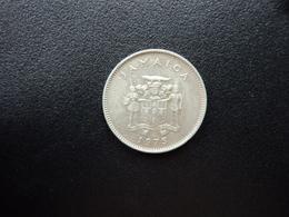 JAMAÏQUE : 5 CENTS  1975   KM 46    SUP - Jamaica