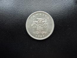 JAMAÏQUE : 5 CENTS  1989   KM 46    SUP+ - Jamaica