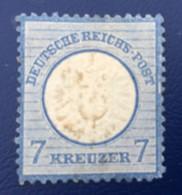 ALLEMAGNE GERMANY ALEMANIA DEUTSCHES REICH N° 10, Cat. 250 Eur - Allemagne