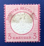ALLEMAGNE GERMANY ALEMANIA DEUTSCHES REICH N° 9, Cat. 35 Eur - Neufs