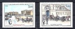 Serie De Mónaco N ºYvert 1340/41 (**) - Monaco