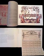 Beurselaub, Livre Rare Sur Les Titres Et Actions - Other