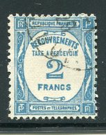 France  J64 (o)  Used  1927 - Postage Due