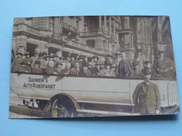 Old Car / Vieux Voiture / Bus / Oude Autobus DAHMEN'S AUTO-RUNDFAHRT ( COLN > Swiggers Malines > Anno 1922 ! - Auto's
