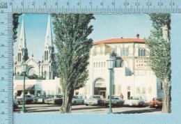 Ste-Anne De Beaupré Quebec Canada  - Cyclorama De Jérusalem  -  CPM Post Card, Carte Postale - Nouveau-Brunswick