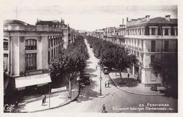 PERPIGNAN - Boulevard Georges Clémenceau - Perpignan