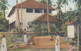 Basler Mission - Hospitalbrunnen - Mission Calicur, Indien         (P-157-71105) - Missions