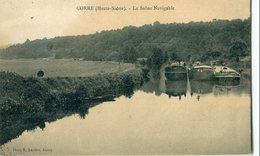 70 - Corre : La Saône Navigable - Autres Communes