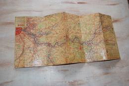Carte Byrrh L'ami Des Pècheurs Haute Seine - Roadmaps