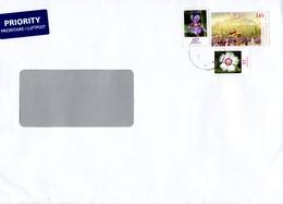 Auslands - Brief Von 84416 Taufkirchen Mit 375 Cent Mischfrankatur 2018 - BRD