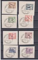 D. Reich - 609-616 Olympische Spiele 1936  SST - Duitsland