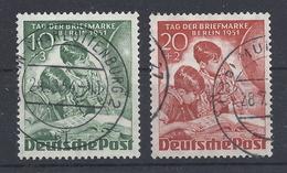Berlin 80/81 Gest., Gepr. Schlegel - Gebraucht