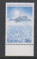 AAT 1986 Antarctic Treaty 1v ** Mnh  (39395C) - Australisch Antarctisch Territorium (AAT)