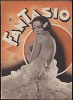 Fantasio N° 695 Juillet 1936 Port Fr 3,12 € - Livres, BD, Revues