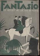Fantasio N° 675 Mars 1935 Port Fr 3,12 € - Livres, BD, Revues