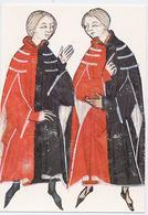 """{05740} Carte Postale Publicitaire """" Archives Municipales , Toulouse """" . TBE.   """" En Baisse """" - Museum"""